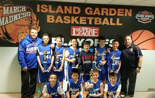 MARKSMEN 5TH GRADE SUPERLEAGUE CHAMPS 2015