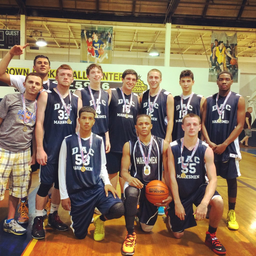 MARKSMEN AAU NYS DISTRICT CHAMPS 12 GRADE 2014